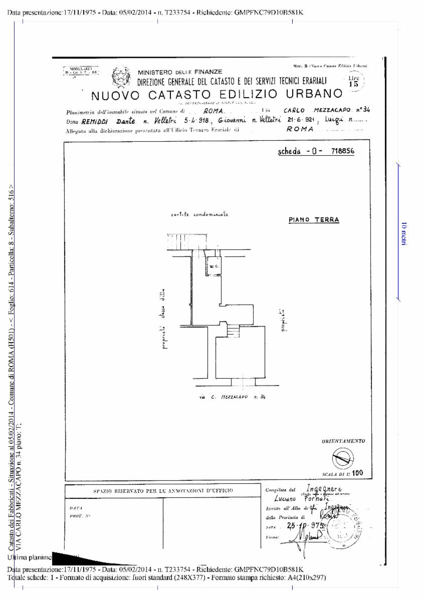 Catasto - Studio Tecnico geom. Stefani Federico